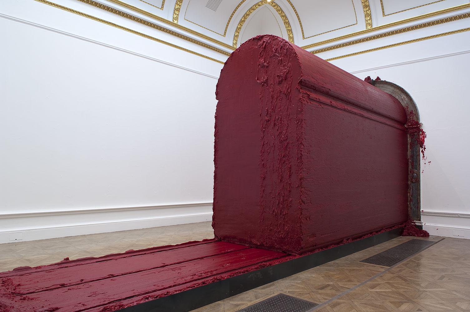 Anish Kapoor, Musée des Beaux-Arts de Nantes 2007