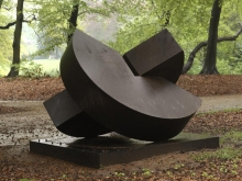 Hilde Van Sumere, sculpture in Middelheim sculpture park