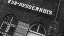 G 58 neemt de zolders van het Hessenhuis in.