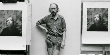 Richard Hamilton, one of the pioneers of Pop Art.
