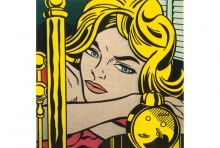 Roy Lichtenstein – Blonde Waiting, 1964