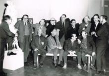 Groepsfoto van Fugare