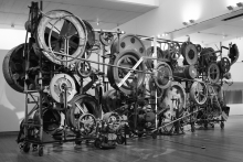 A Meta-Machine by Jean Tinguely