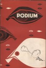 Cover van een nummer van Podium.